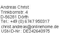 Impressum von GuenstigeRechtsschutzversicherungen.de